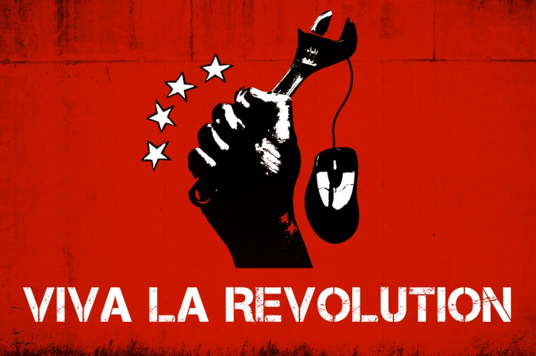 Industrie 4.0 – Viva la Revolution