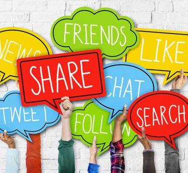 Social Media Wall – lass uns eine Mauer bauen