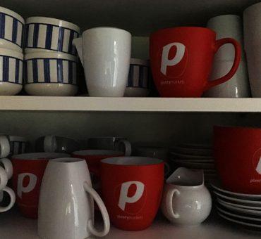 Mit plentymarkets alle Tassen im Schrank