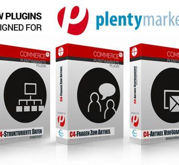 plentymarkets – Plugin Entwicklung für Ceres Shop
