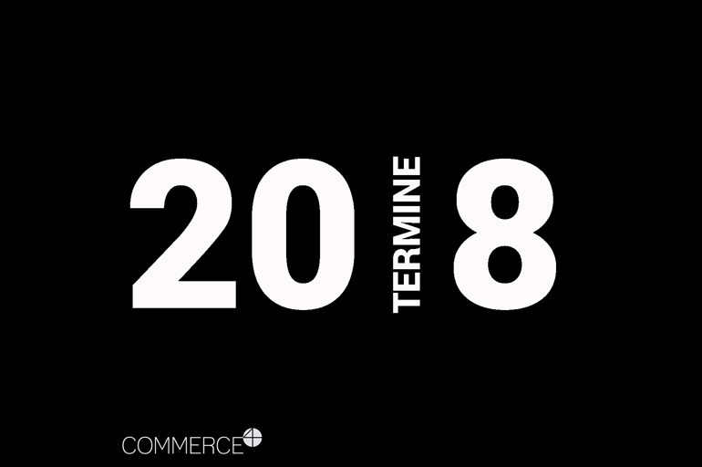 Termine 2018 | E-Commerce-Events in Q4