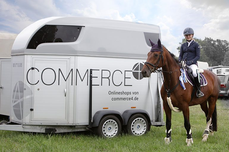 COMMERCE4 im Reitsport