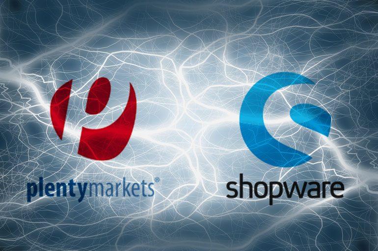 Shopware Connector für Plentymarkets