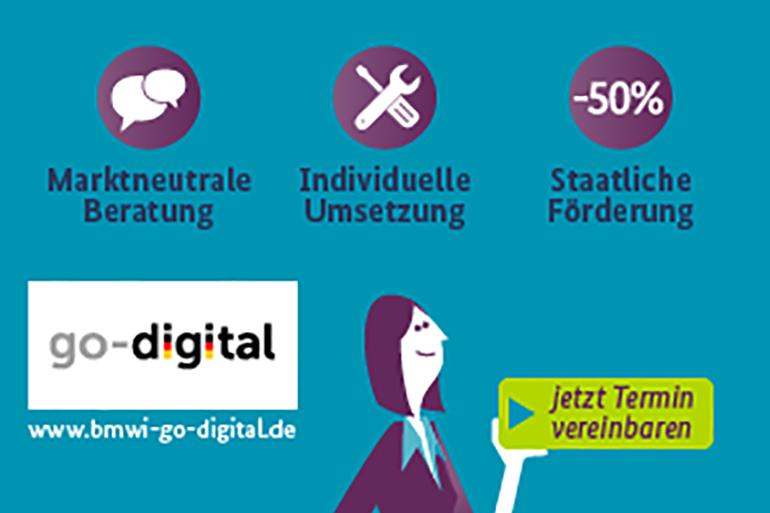Wir machen Ihr Unternehmen fit für die digitale Zukunft